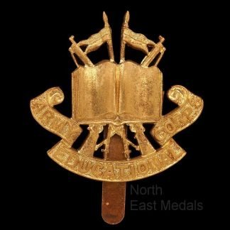 1st Type Army Educational Corps cap badge