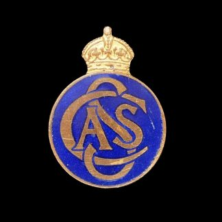 Civil Service AngCivil Service Angling Society Lapel Badgeling Society Lapel Sweetheart Badge