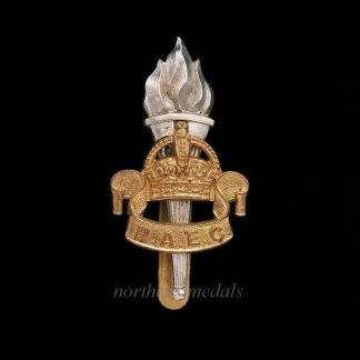 2nd type Royal Army Educational Corps cap badge