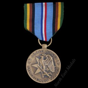 USA United States Armed Forces Expeditionary Service Medal
