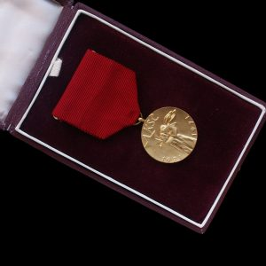 Czechoslovakia 50th Anniversary of the Communist Party 1971 Medal