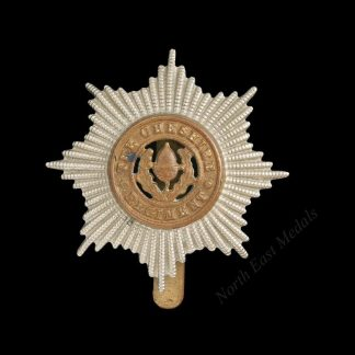 Cheshire Regiment Cap Badge