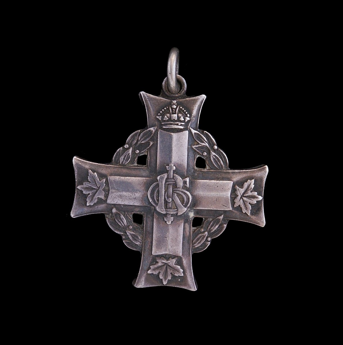 Great War Canadian Memorial Cross Medal. Private Noble, 28th Battalion, Somme.