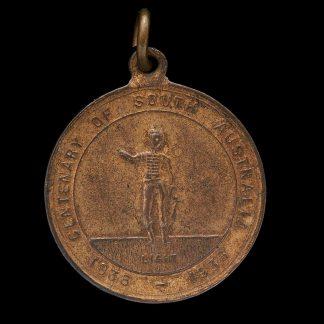 Centenary of South Australia Medal 1836-1936