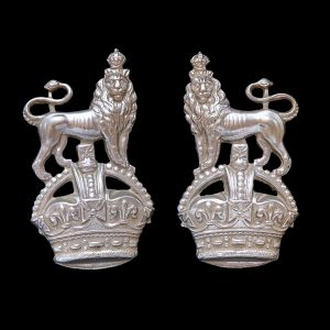 Pair of Department Constabulary Collar Badges