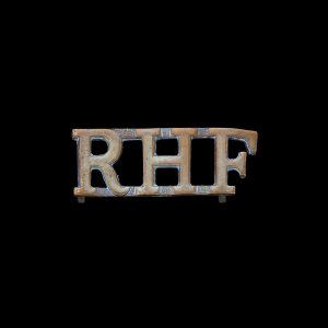 Royal Highland Fusiliers Shoulder Title Fusiliers