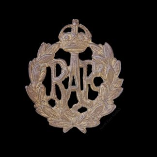 RAF Royal Air Force Cap Badge