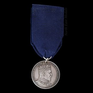 1902 Natal Coronation Medal 29mm