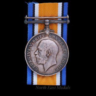 British War Medal. Gunner Lawson, Royal Artillery