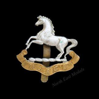 King's Liverpool Regiment Cap Badge