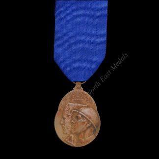 Belgian Great War Volunteer Combatant's Medal 1914–1918