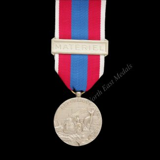 French National Defence Medal Clasp 'Materiel'