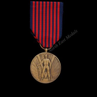 Belgian Volunteers Medal Undated Version