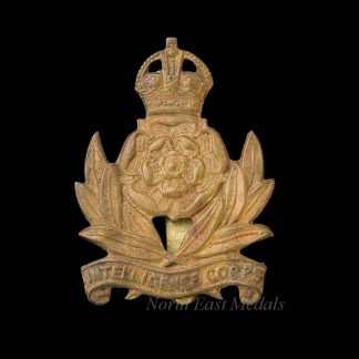 Intelligence Corps Cap Badge