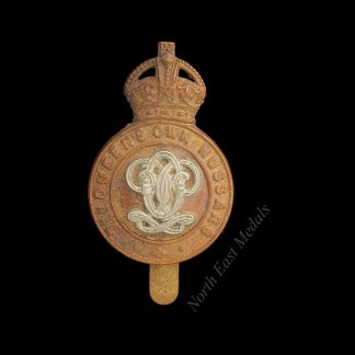 7th Queens Own Hussars Cap Badge