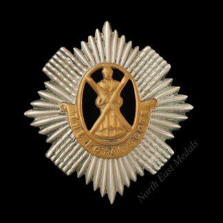 Royal Scots Cap Badge