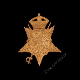 3157-prince-albert-victors-own-cavalry-11th-frontier-force-badge