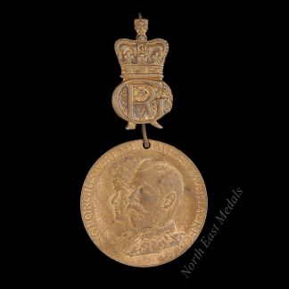 1912 King George V Visit to Bristol Commemorative Medal