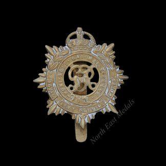 1st Pattern GVIR Royal Army Service Corps Cap Badge