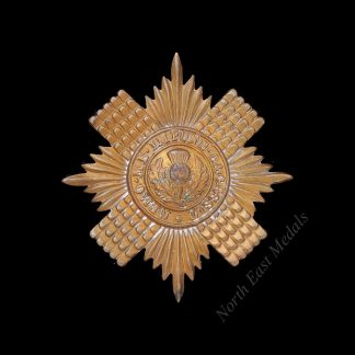 Scots Guards Cap Star Badge