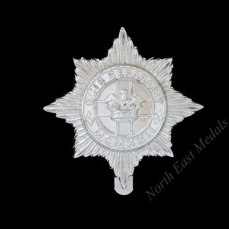 4th/7th Royal Dragoon Guards Staybrite Cap Badge