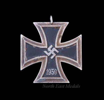 WW2 German Iron Cross 2nd Class (defective)