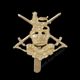 Junior Leaders Regiment Staybrite Cap Badge