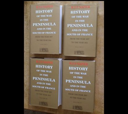 Napier's History of the War in the Peninsula