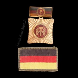 East German Socialist Workers Medal