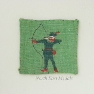 North Midland District (Northern Command) Formation Sign Printed