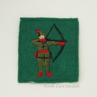North Midland District (Northern Command) Formation Sign Badge