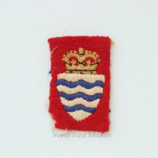 County of London Army Cadet Forces Formation Sign/Arm Badge