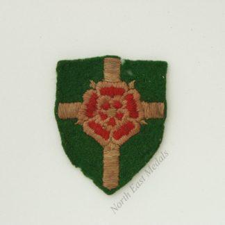 West Lancashire Cadet Force Formation Sign Arm Badge