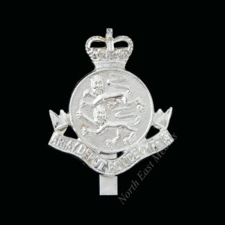 Army Depot Police Cyprus Staybrite Cap Badge