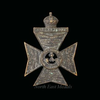 King's Royal Rifle Corps Cap Badge