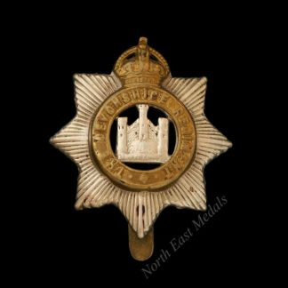 Devonshire Regiment Cap Badge
