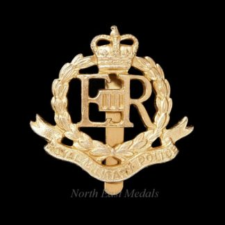Royal Military Police EIIR Staybrite Cap Badge