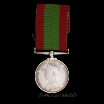 Afghanistan Medal 1878-1880. Private Martin, 1st Bn Northumberland Fusiliers