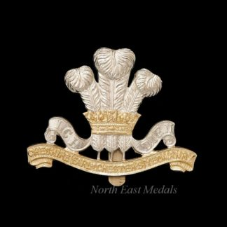 Cheshire (Earl of Chester's) Yeomanry Staybrite Cap Badge