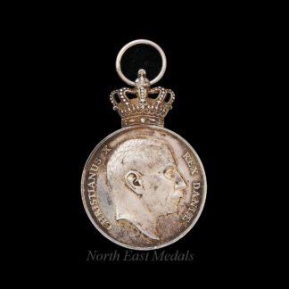 Denmark/Danish Medal of Liberty, 'Pro Dania' Medal
