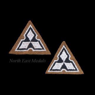 South West Africa Territorial Force S.W.A.T.F. Major Rank Badges