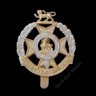 Forester Brigade Staybrite Cap Badge