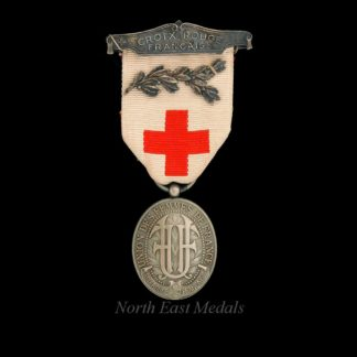 French Red Cross Medal, Union Des Femmes de France