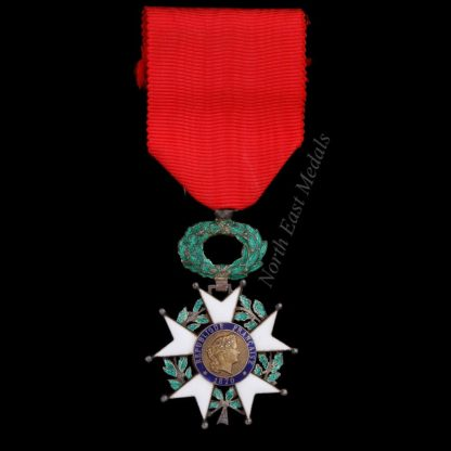 French Legion of Honour Medal Post 1870. 3rd 'Republic Type