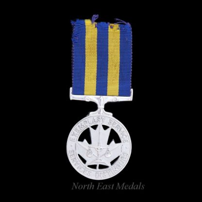 Canadian Police Exemplary Service Medal