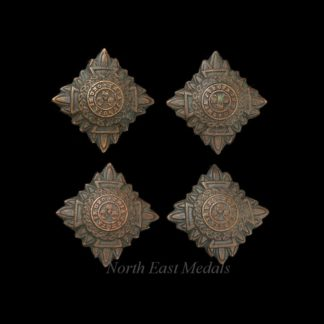 Indian Made Officers Rank Stars/Pips Set of 4 (Lieutenant)