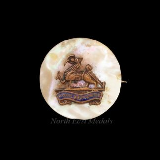 Royal Berkshire Regiment Sweetheart Brooch