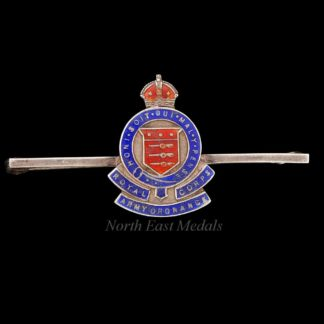 Royal Army Ordnance Corps Bar Brooch