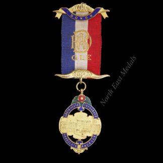 RAOB Masonic Donor's Medal for Grovehouse Orphanage Harrogate