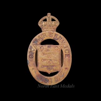 Great War 'On War Service' 1915 Lapel Badge
